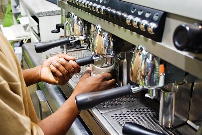 מודרני מכונות קפה למכירה AV-37
